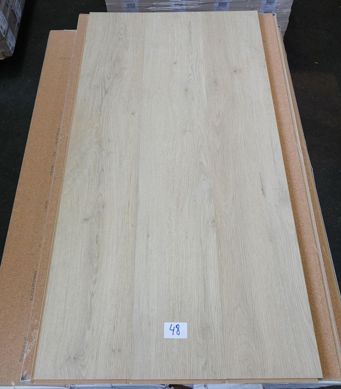 39,47 m² PVC auf HDF