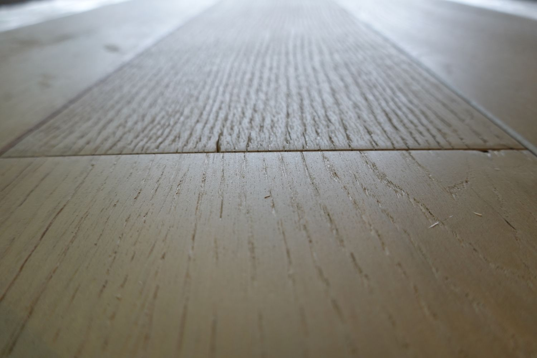115,52 m² Massivparkett aus Eichenholz