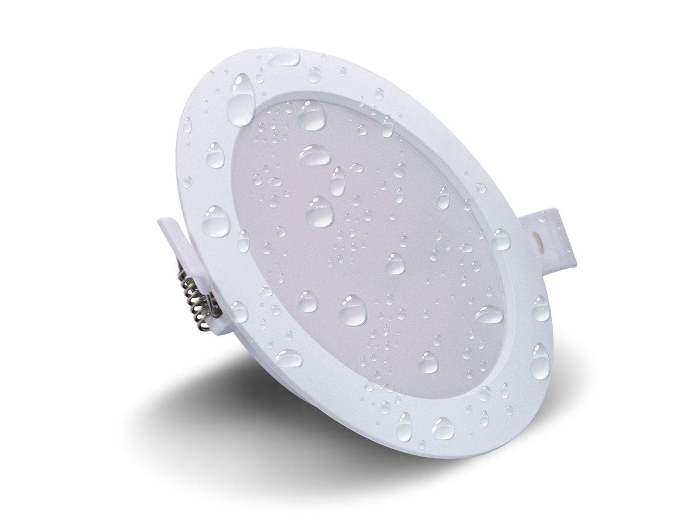 100 x 12 W IP44 wasserdichte OSRAM LED-Einbauplatten 40