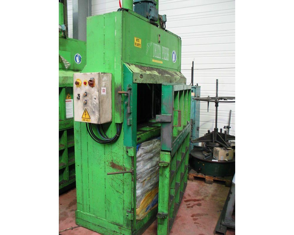 Hydraulische Müllpresse - DELTA PRESS - XSV 20