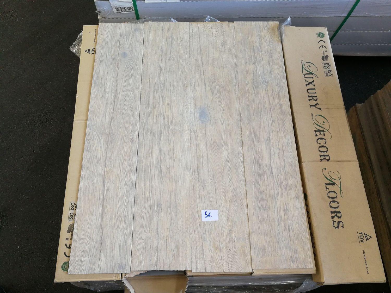 102 m2 PVC-Boden mit trockener Rückseite