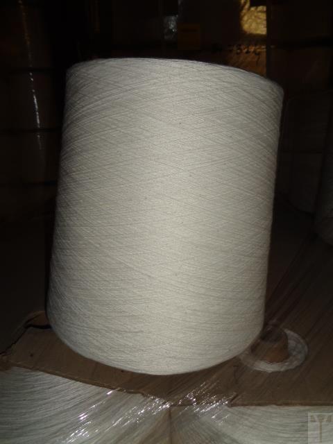 1830 kg Schussgarn Baumwolle / Polyester