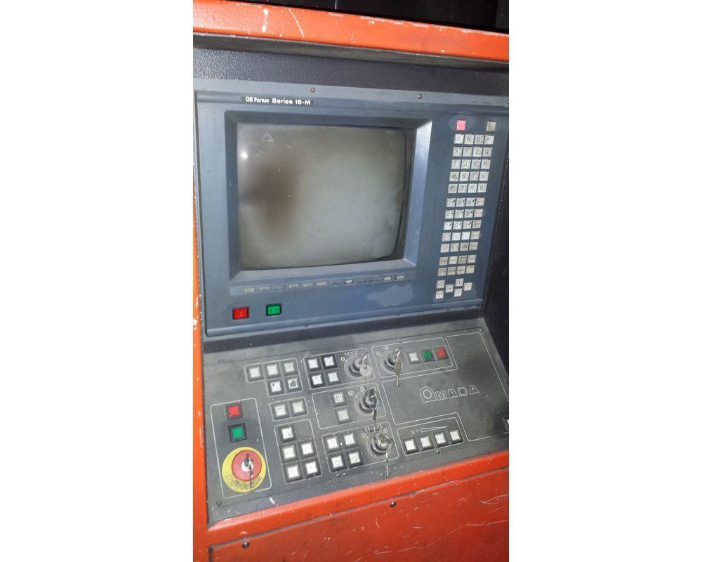 CNC - AMADA - ARCADE 210