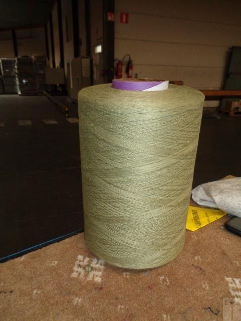 8186 kg Viskose 16/4 grün