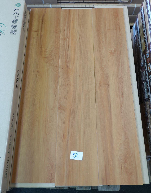 80,75 m² PVC-Boden mit trockener Rückseite