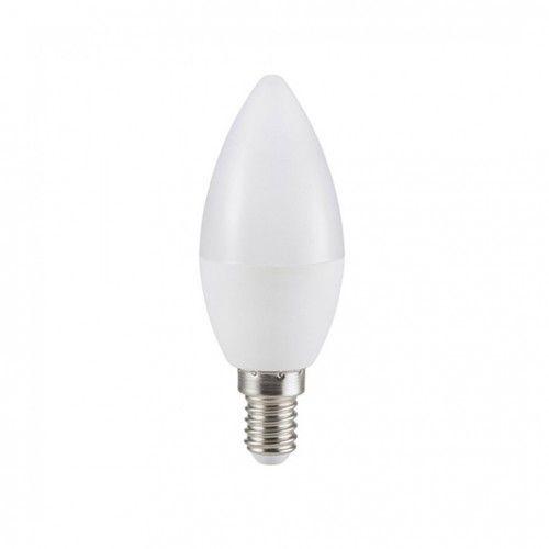200 x 6 W E14 C37 LED-Lampen 6400K