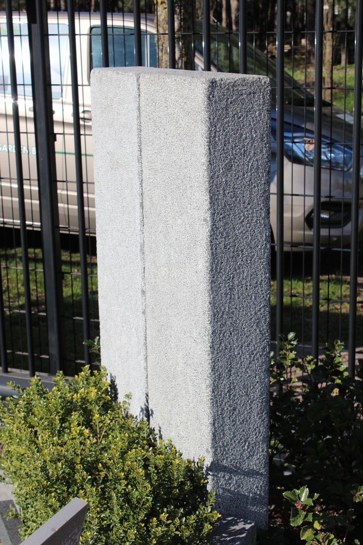 6 Stk. Treppenstufen oder Bordsteinstein 200x35x15cm