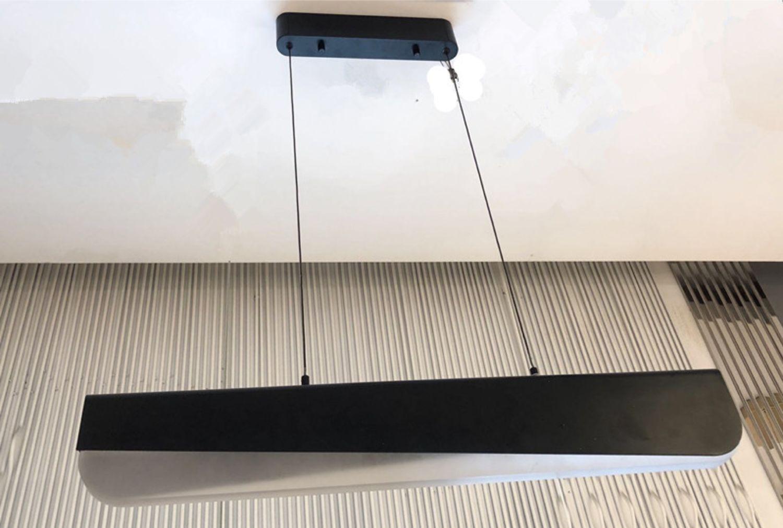 Moderne Hängelampe: P17803-48W schwarz