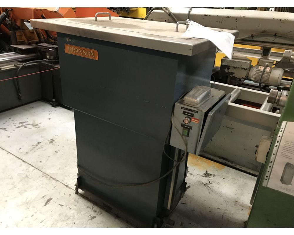 Reinigungsbehälter - BRANSON - SV 1625-W