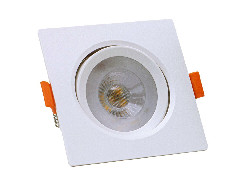 200 x 5W LED Einbaustrahler 3000K
