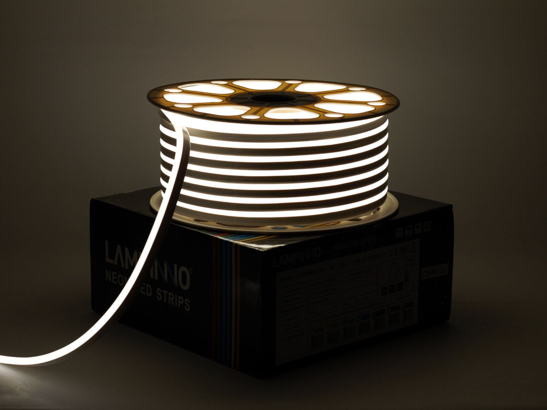 4 x 50 Meter 5,5 W / Meter IP65 wasserdichte SMD LED-Streifen Neo