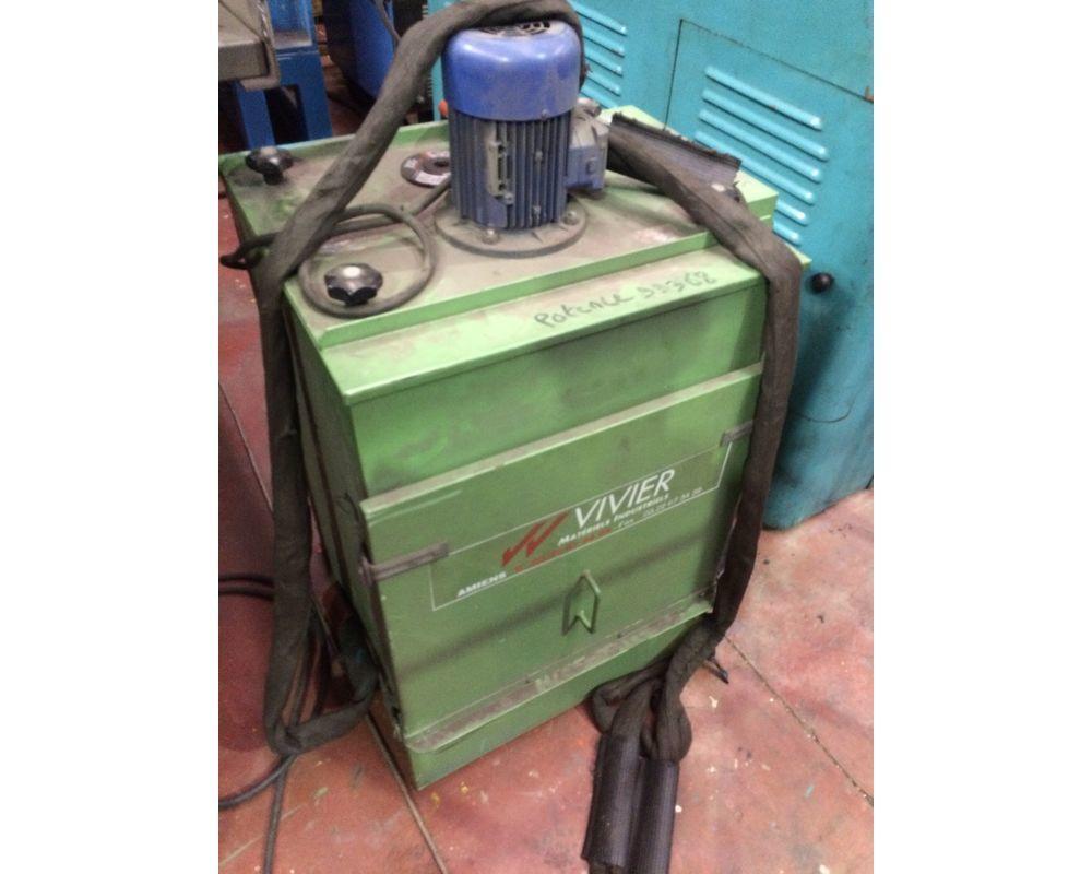 Säulen- und Auslegerschweißmaschine - SAF-MFT 55X00