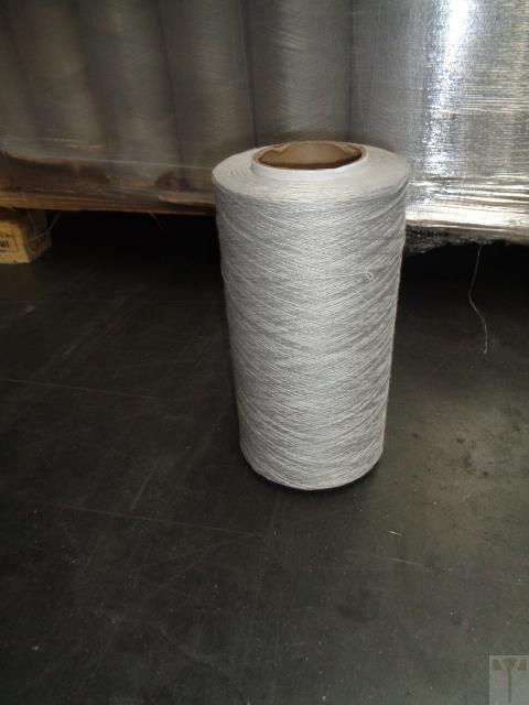 10810 kg Viskose 16/4 Silber
