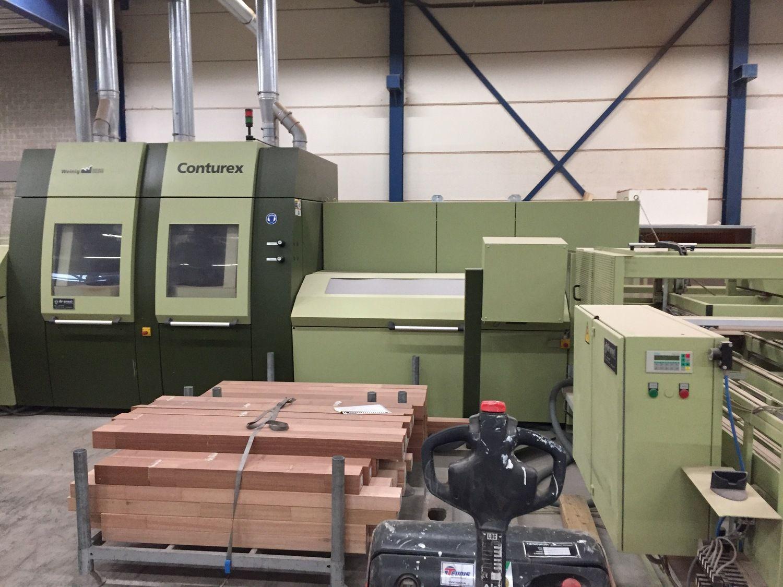 Weinig Conturex CNC G18732 - 2006