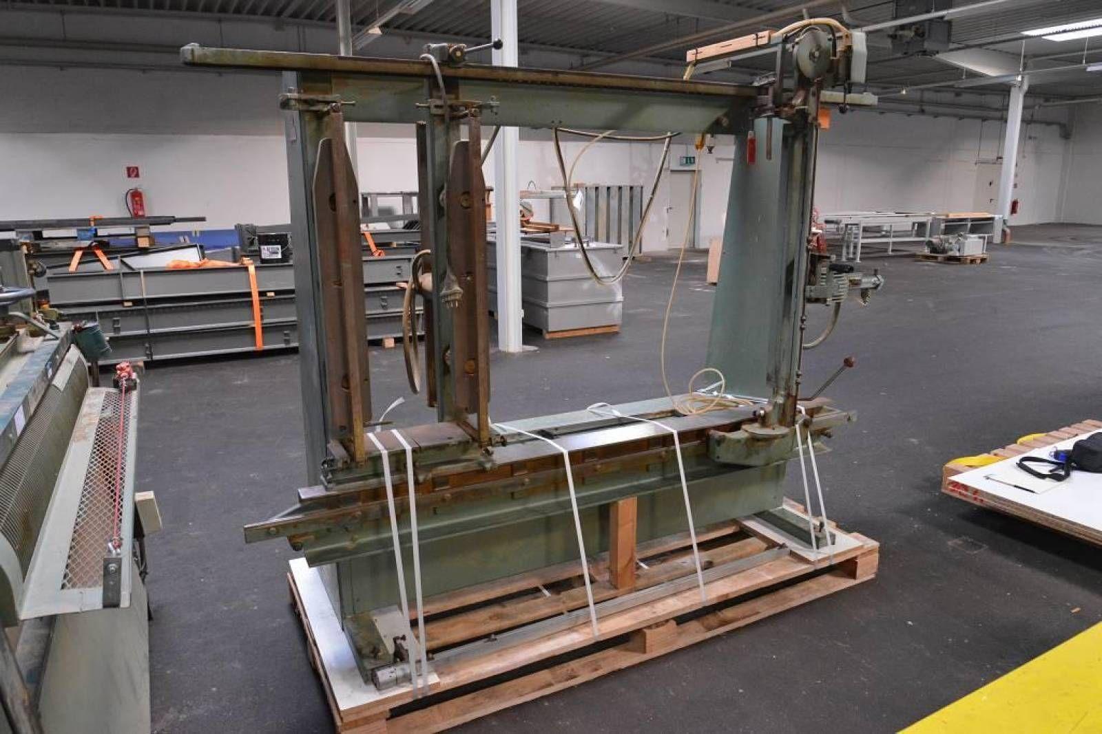 Dübelbohrmaschine SCHEER DB 2