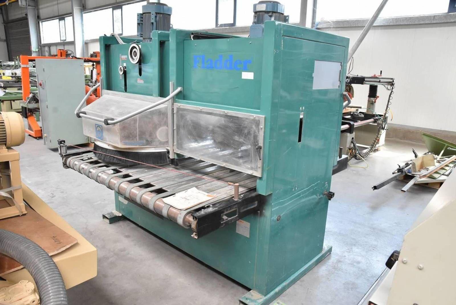 Zwischenschliffmaschine für Flächen FLADDER 300 / AUT 1400
