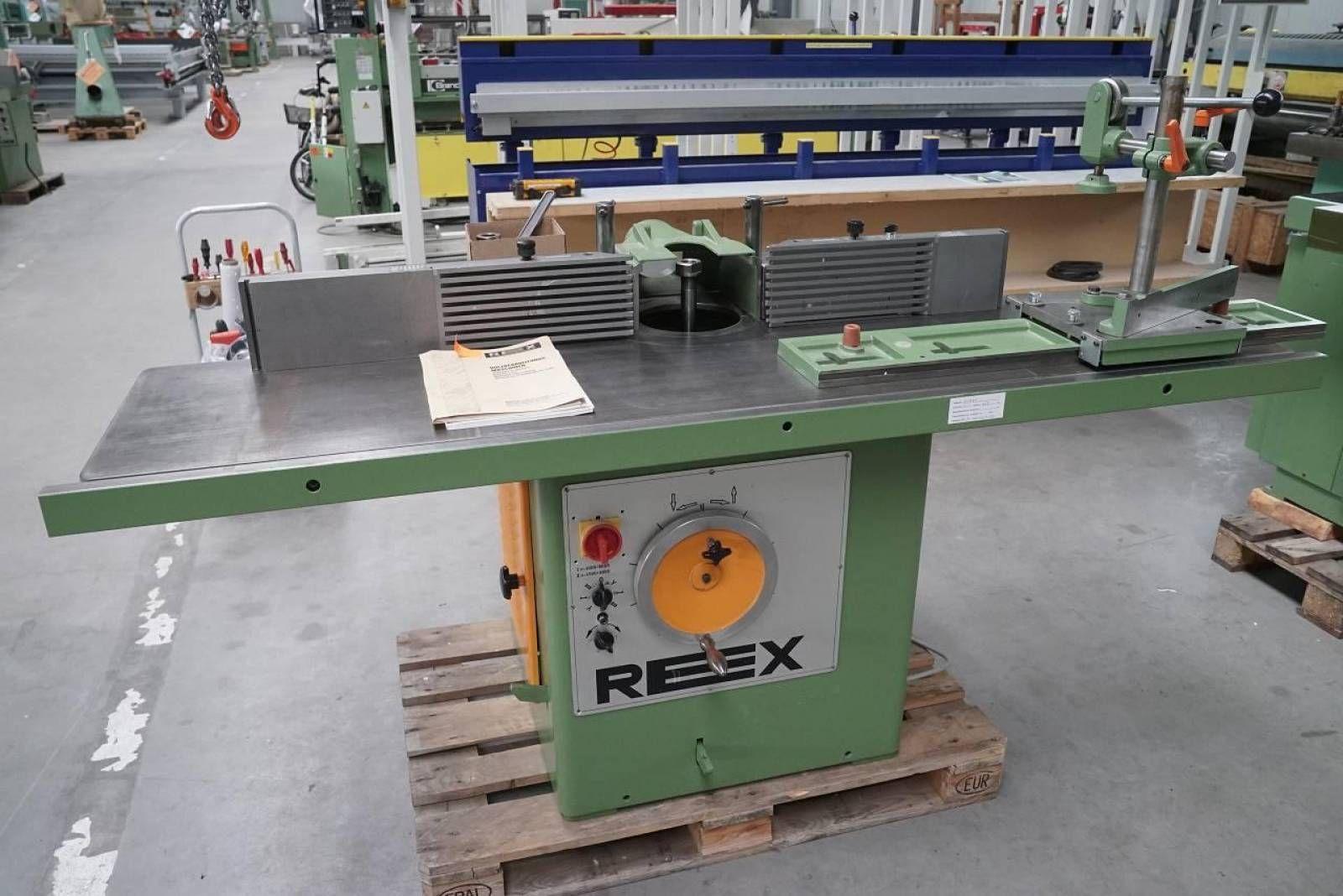 Tischfräse REX F 59
