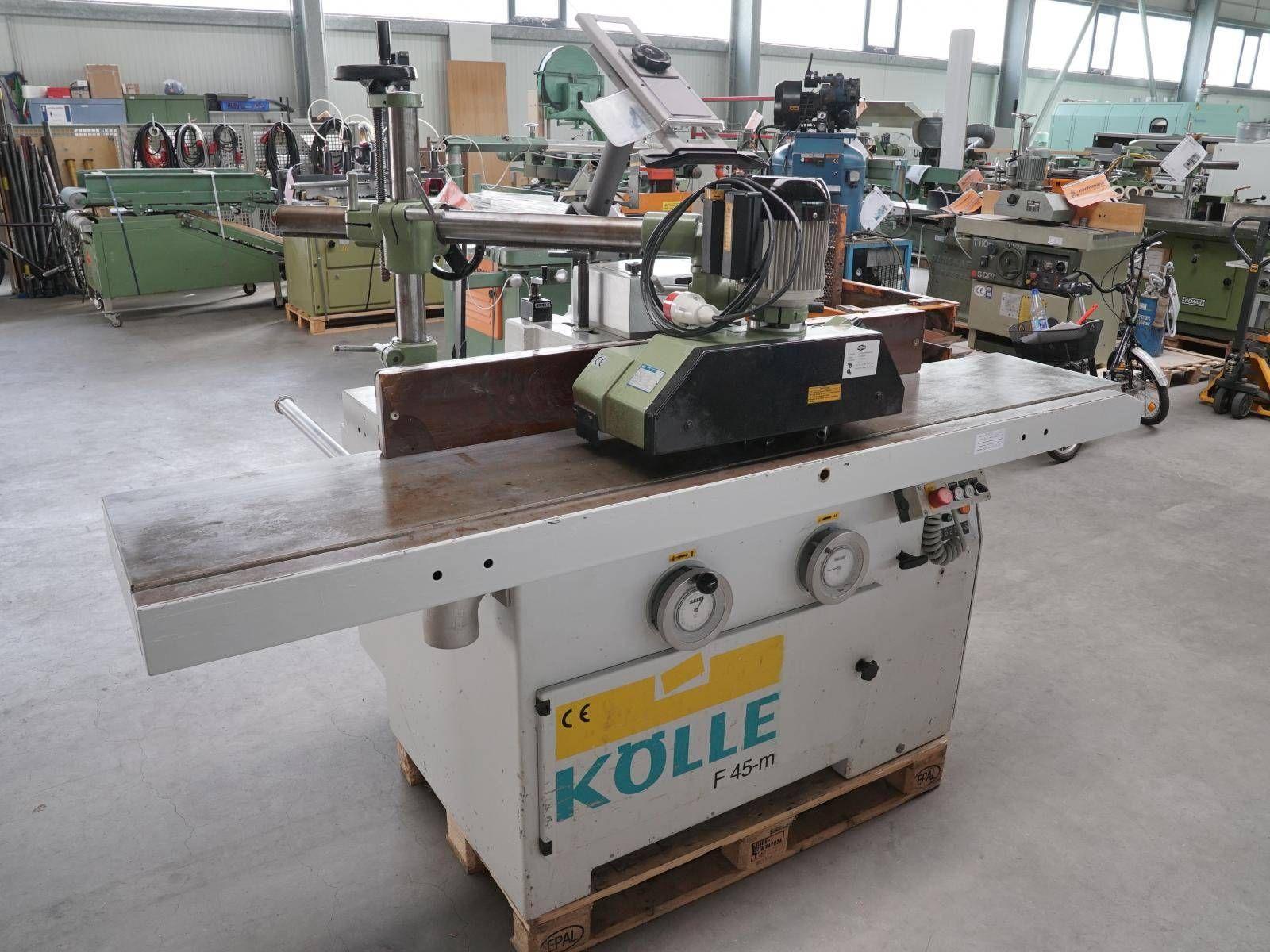 Schwekfräse KÖLLE F 45 M KÖLLE F 45 M