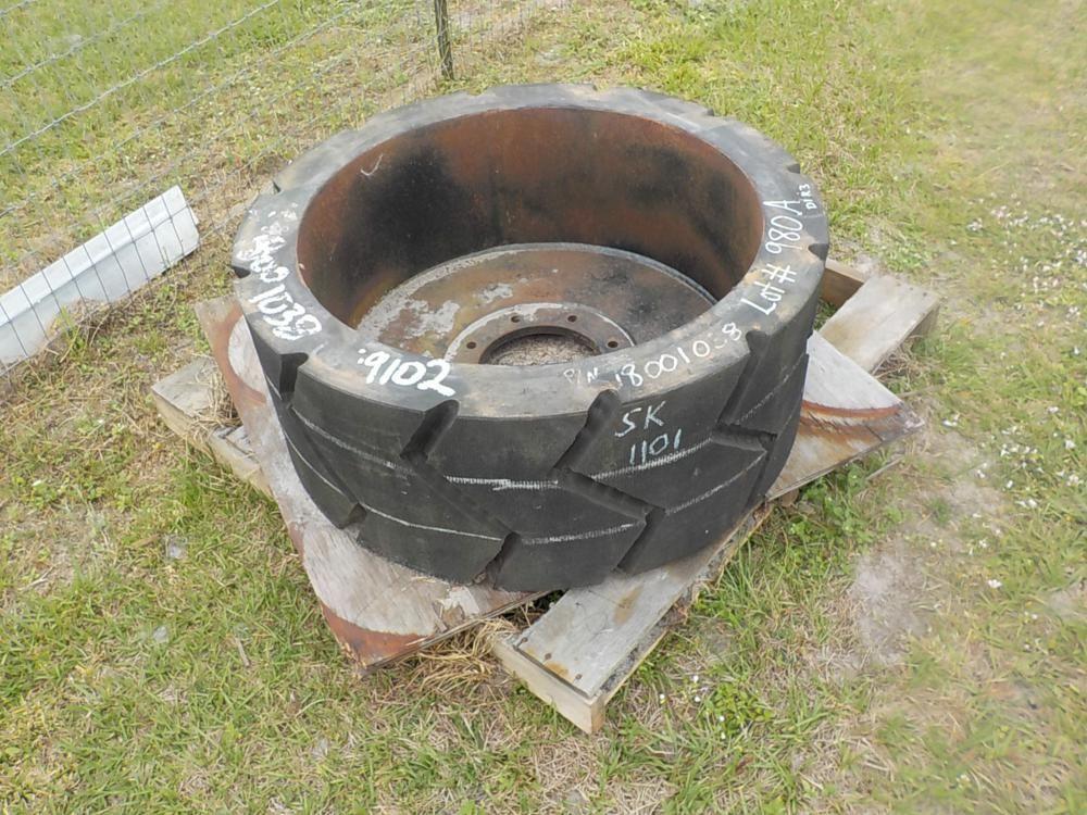 CMI Tire & amp; Rand 36 x 14